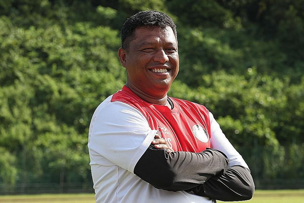 Tanjong Pagar hilang jurulatih sedang SPL disambung