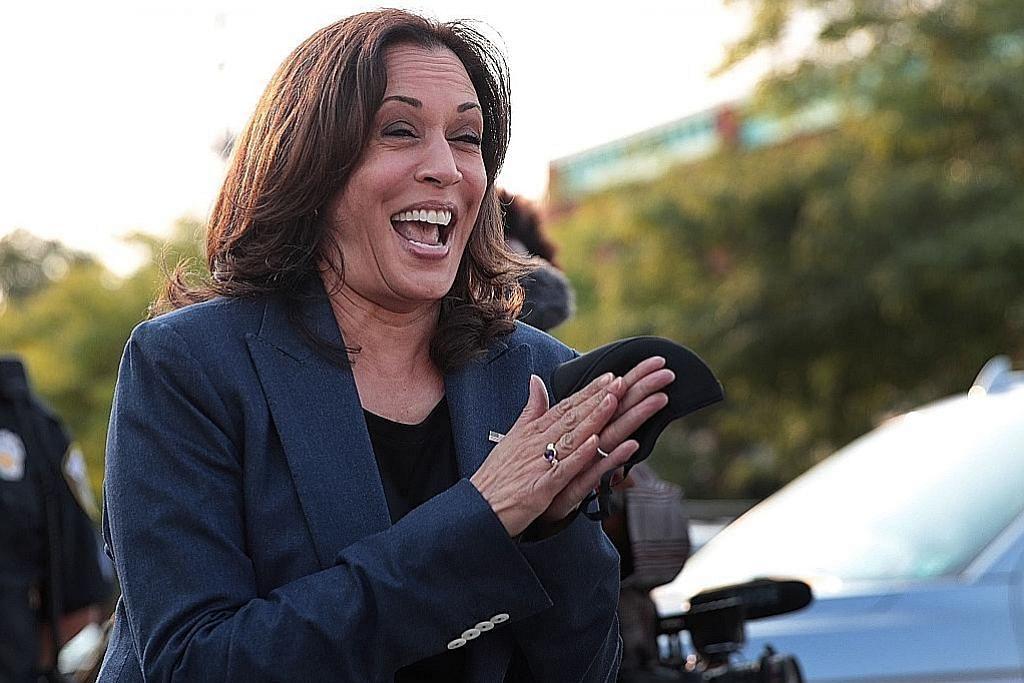 Darah keturunan Harris faktor X bantu kempen Biden?