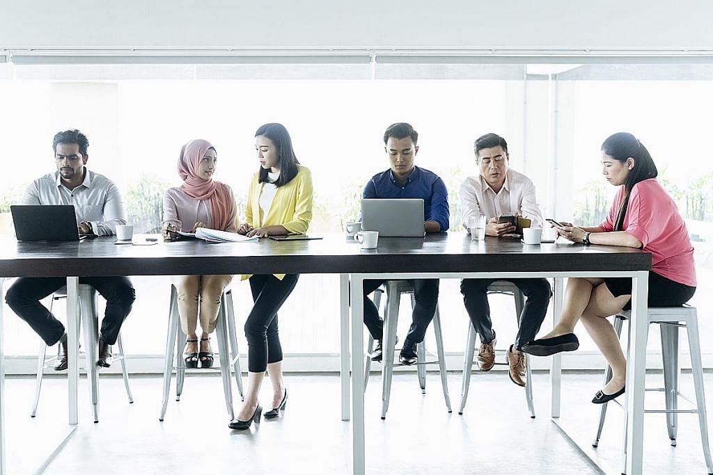 Pastikan pekerjaan sepadan dengan nilai kerjaya, kemahiran, keperibadian