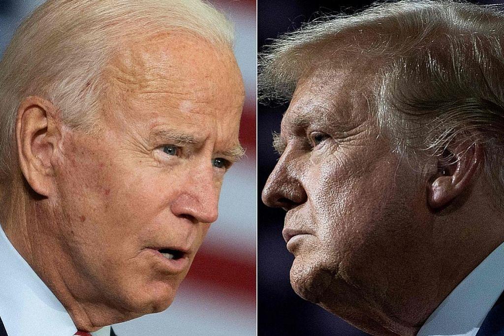 Biden terus dahului Trump: Tinjauan terbaru