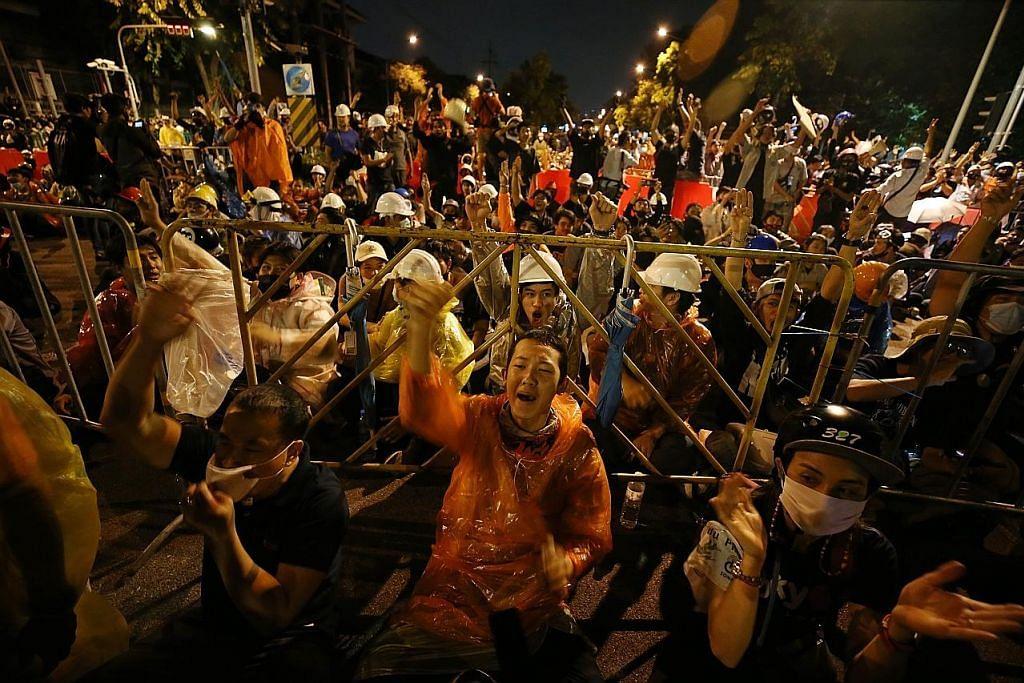 Thailand keluar perintah tamat darurat, henti tunjuk perasaan