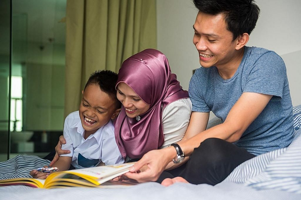 Menanam minat membaca perlu kreatif