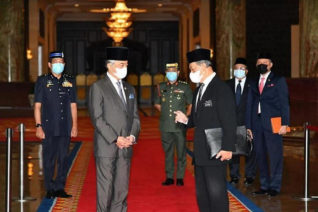 Agong seru AP luluskan Belanjawan 2021 Malaysia