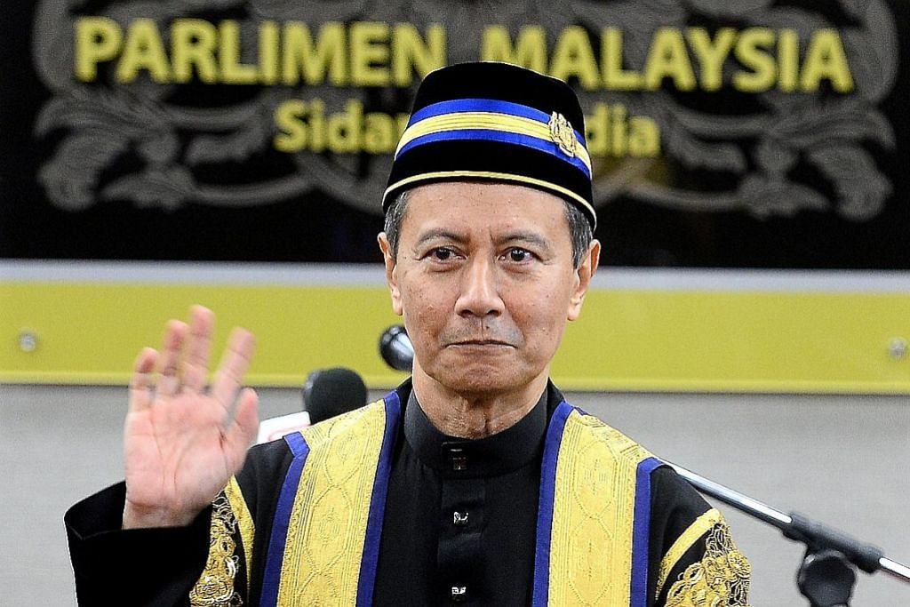 Speaker: Lebih 16 usul tidak percaya terhadap Muhyiddin, walau usul yakin juga diterima
