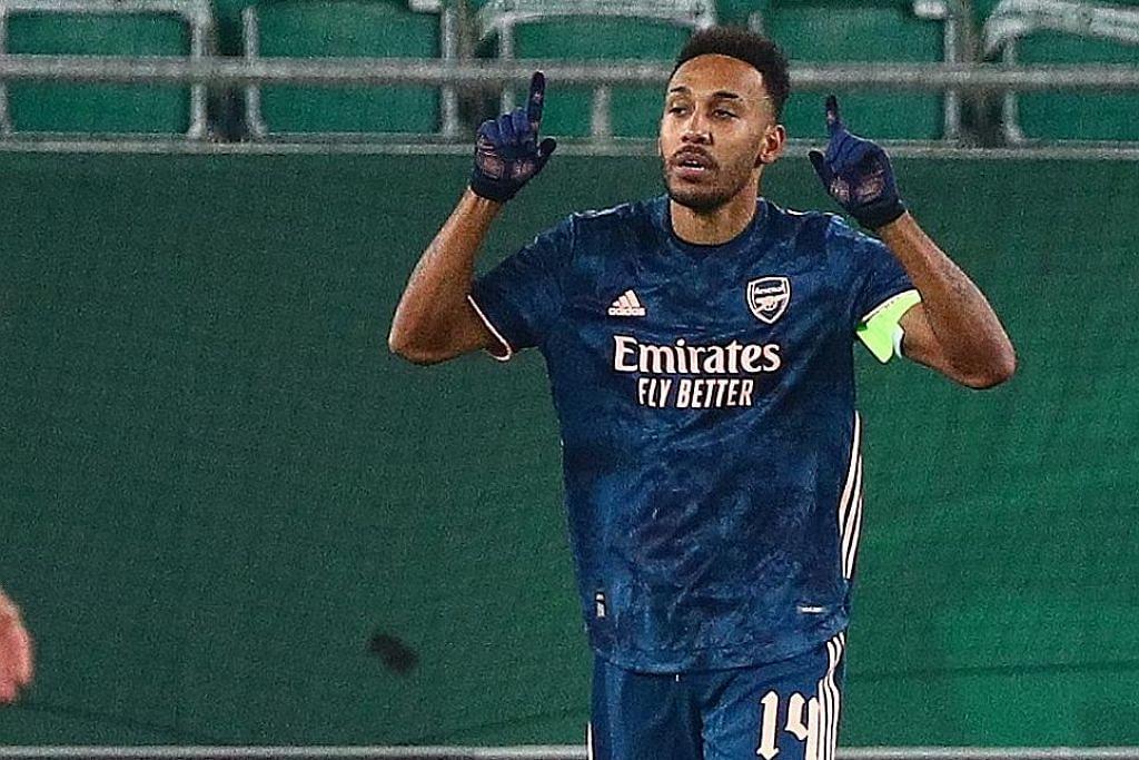 Arsenal masih terumbang-ambing