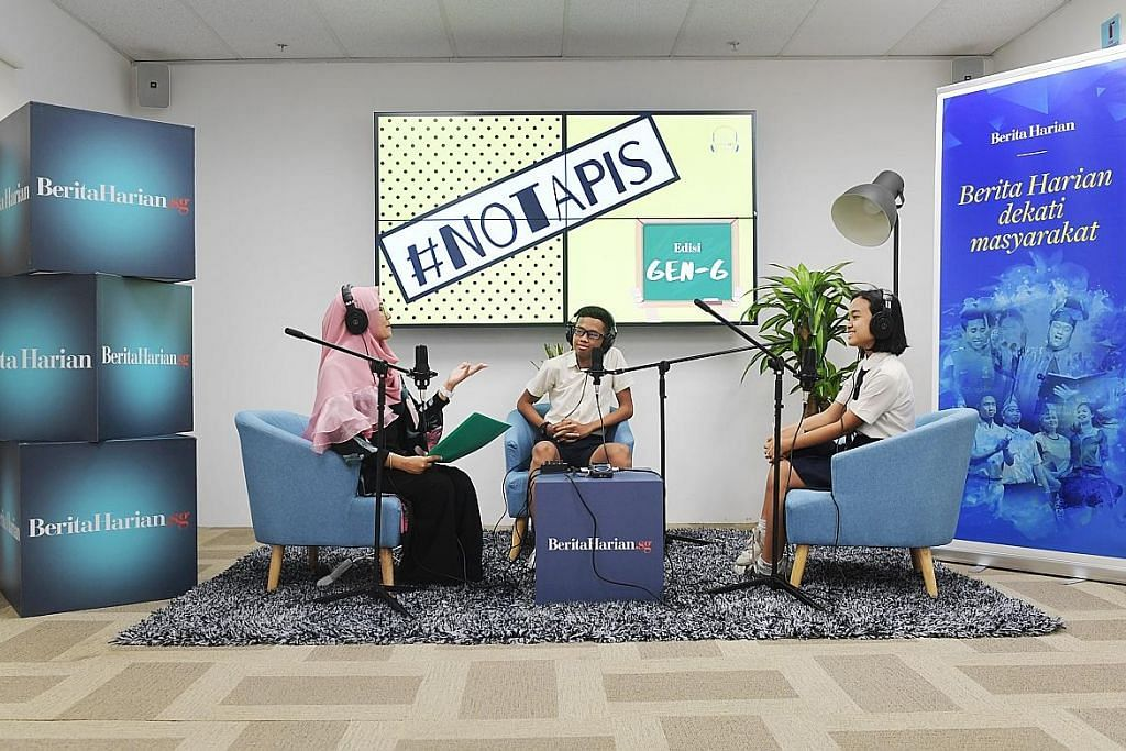 Pikat belia guna bahasa Melayu menerusi media baharu
