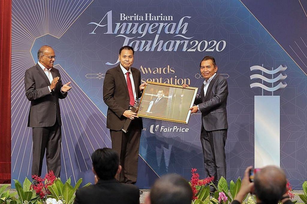 Timbalan Ketua Pendakwa Jauhari 2020