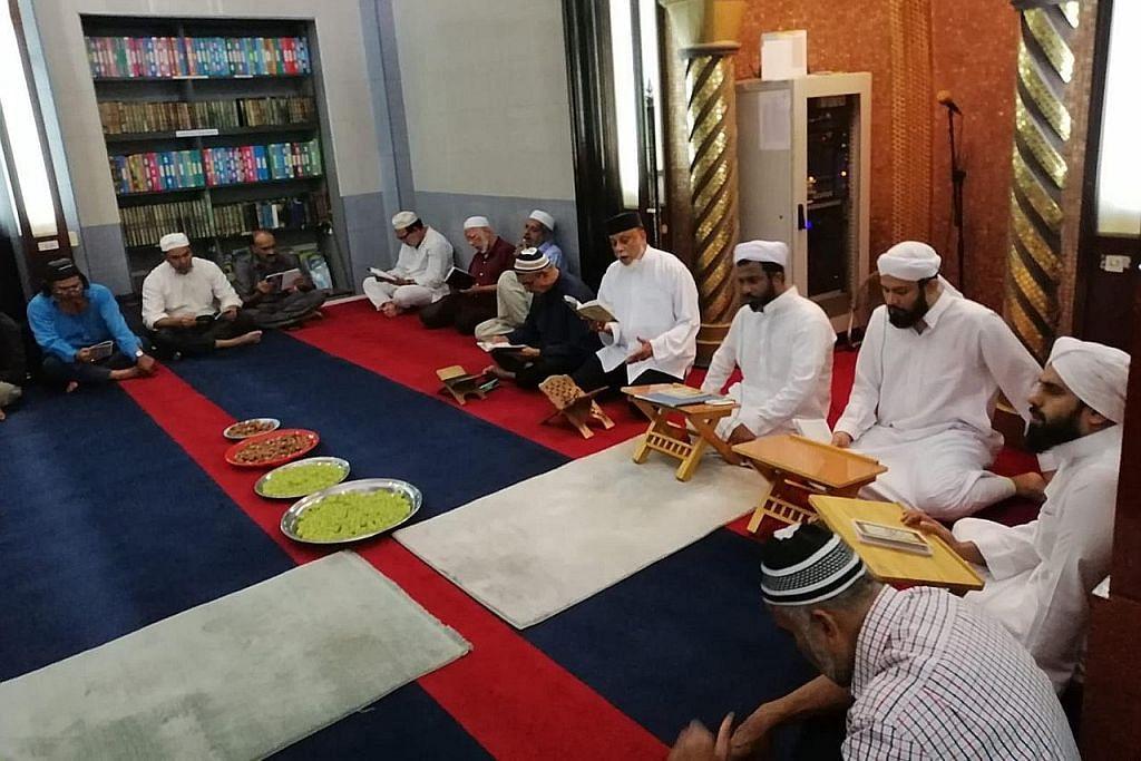 Anjur majlis doa arwah dan doa selamat untuk penderma MASJID MALABAR