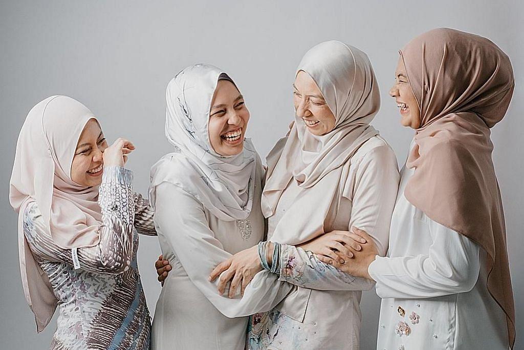 MOTIF BERBOHONG Islam ubah persepsi masyarakat terhadap wanita