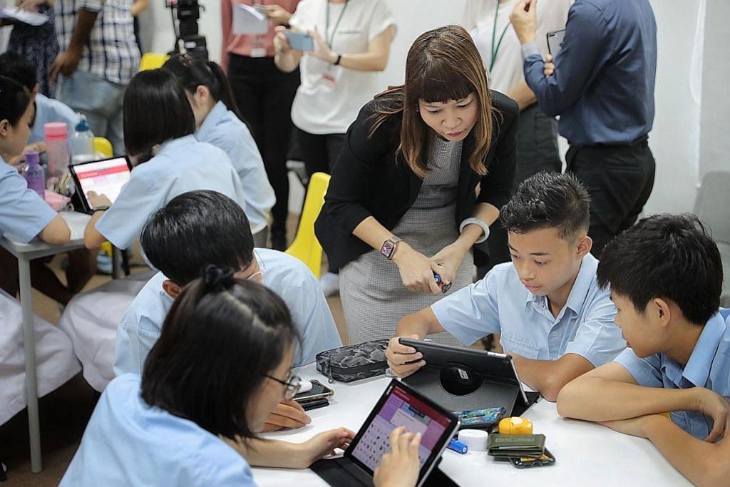 Kerjasama dengan sekolah cungkil bakat keselamatan siber
