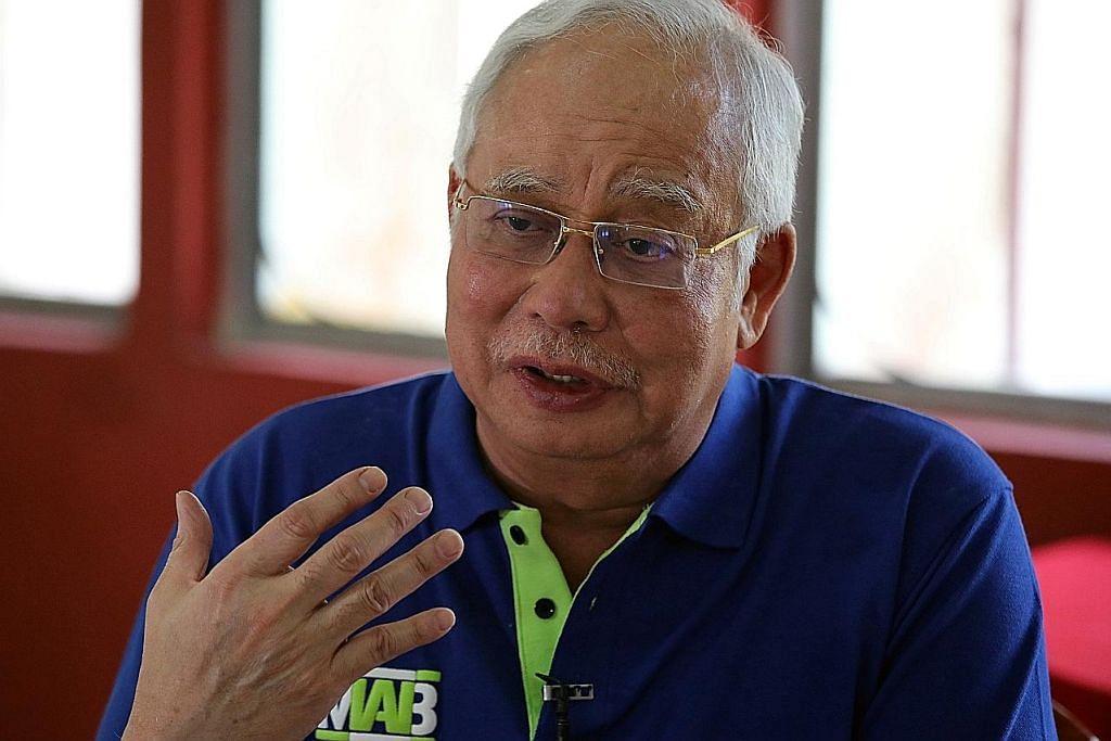 Najib, anak buat rayuan atas kes cukai pendapatan RM1.74b