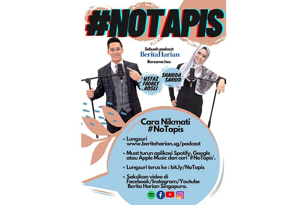 Musim baru #NoTapis hidang pelbagai pembaharuan KENALI USTAZ FADHLY
