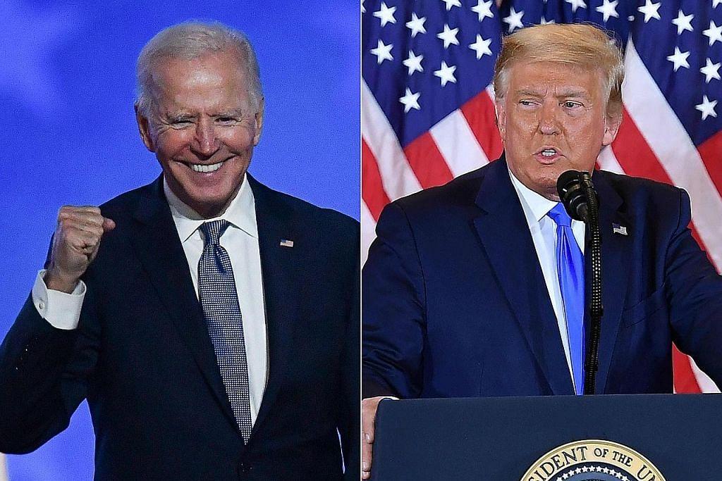 Trump akhirnya izin proses peralihan presiden
