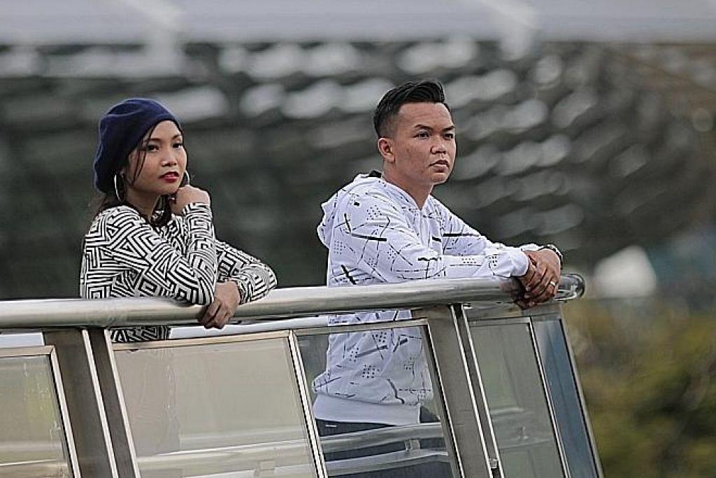 Lupus tidak luput impian miliki lagu duet Walau pasaran kecil, bakat SG hasilkan lagu