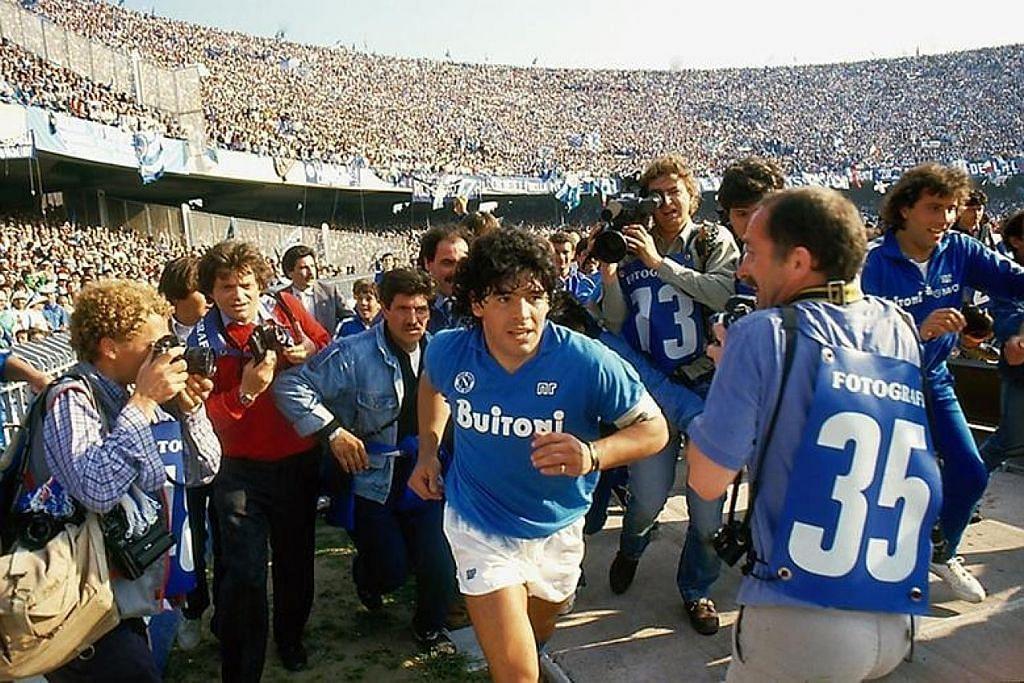 10 jam bersama Maradona