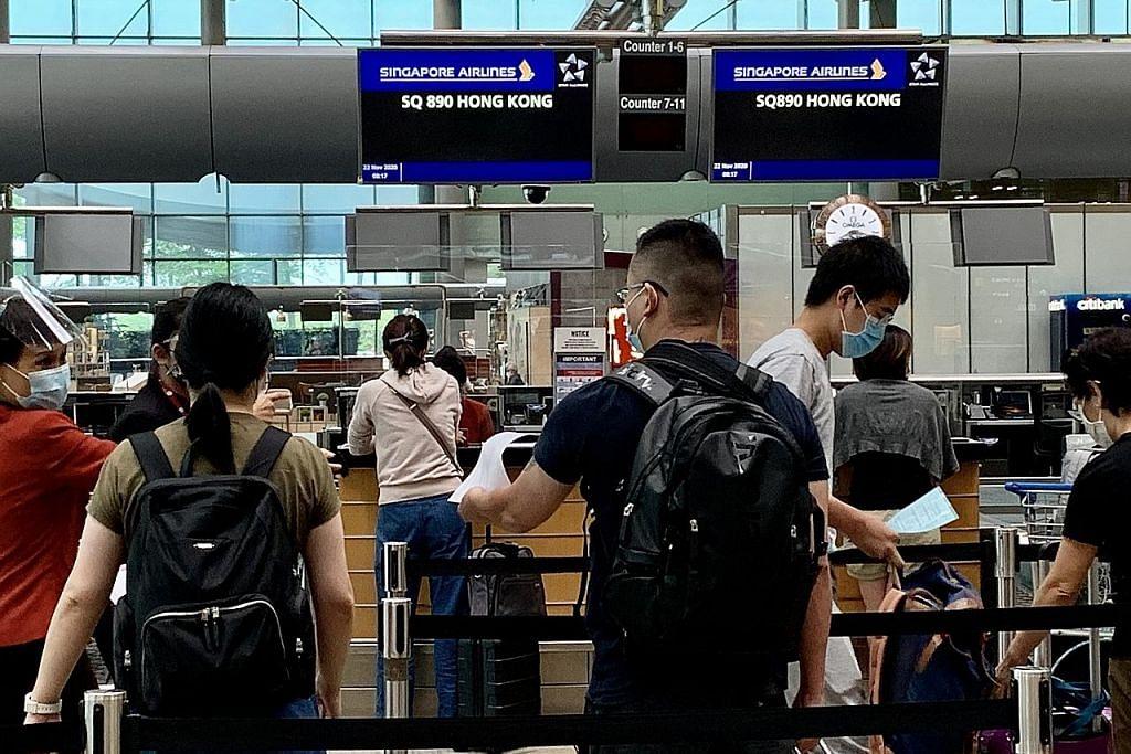 Cabaran sektor penerbangan