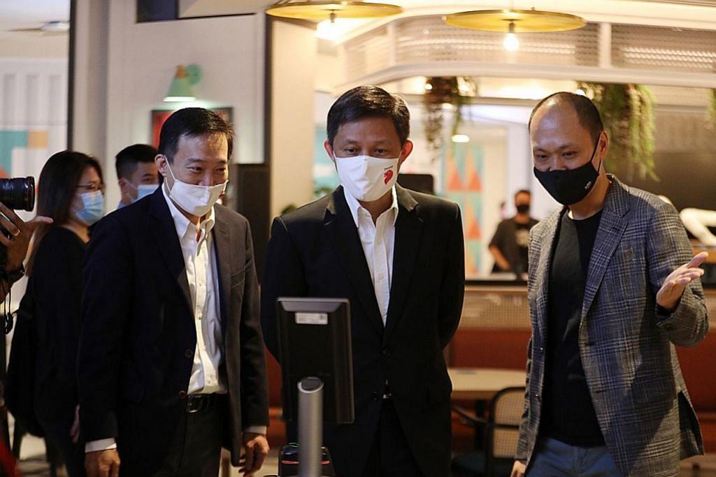 Chun Sing: S'pura perlu aturan kerja baru