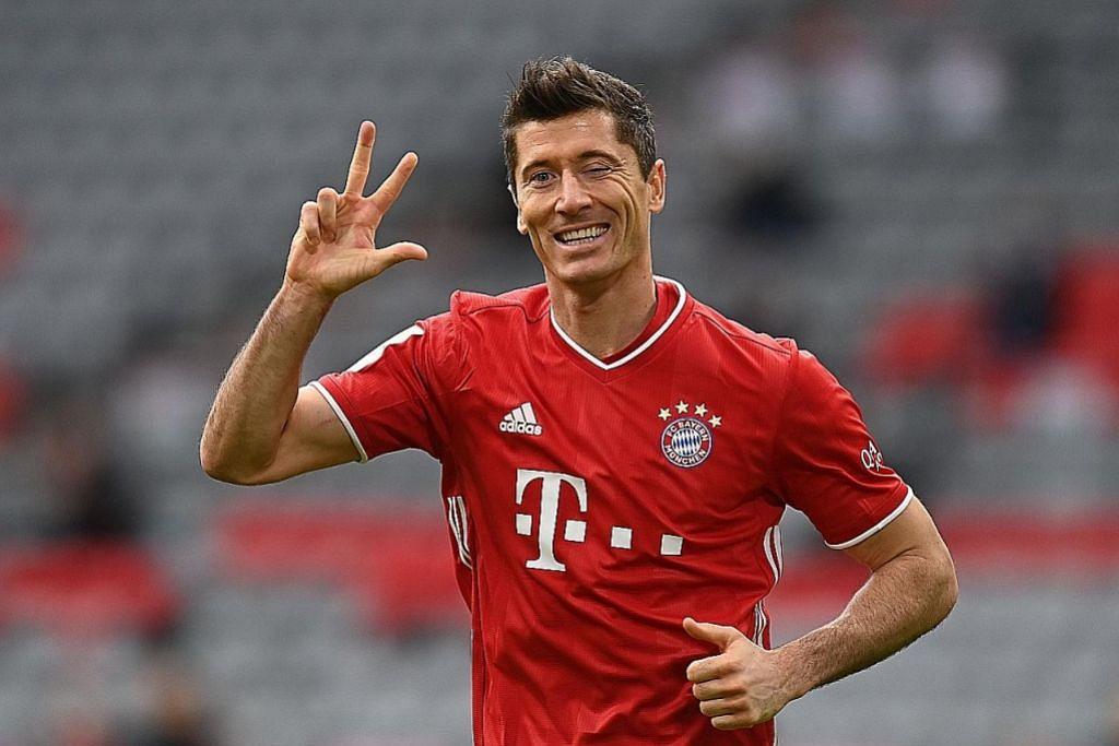 Lewandowski dinobat Pemain Terbaik Fifa 2020