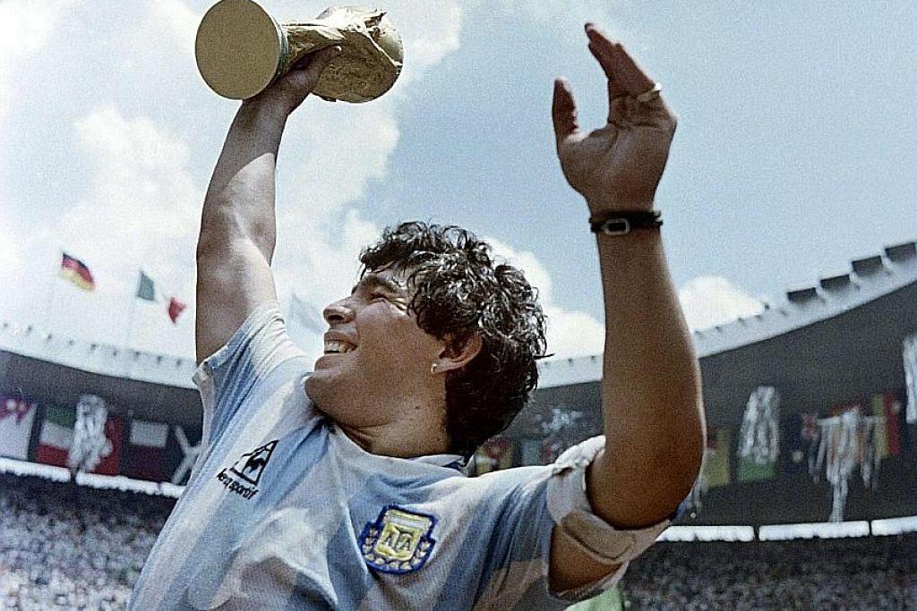 Autopsi dapati Maradona tidak ambil arak, dadah sebelum mati