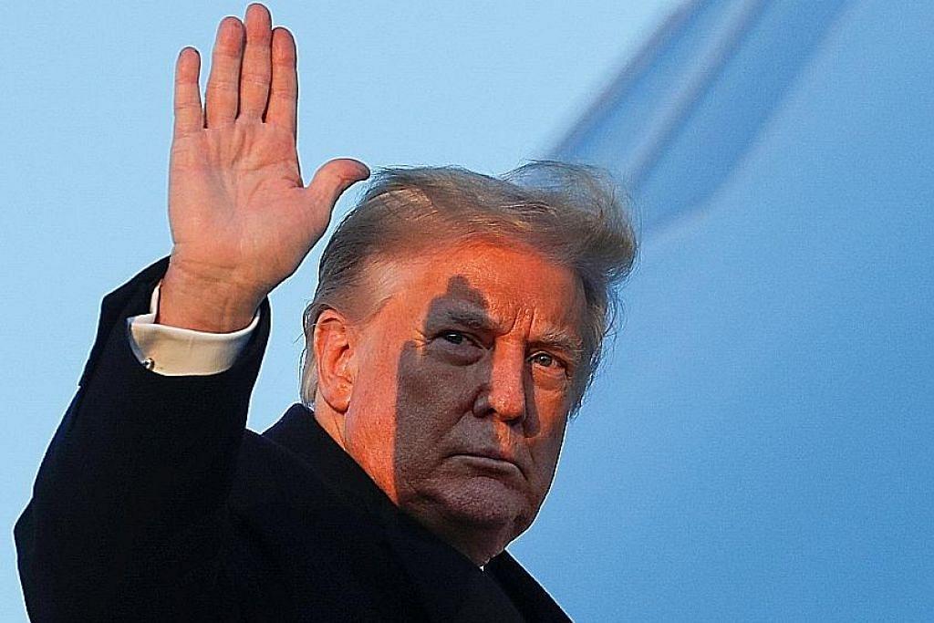 Trump guna kuasa veto atas rang dasar pertahanan dwipartisan