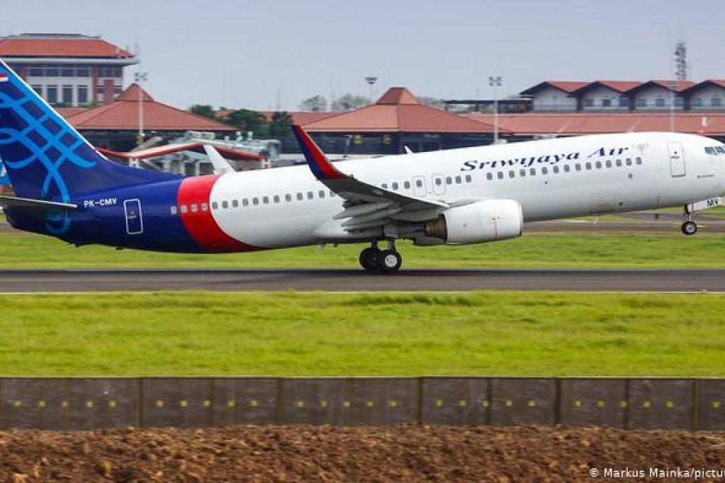 Pesawat Sriwijaya Air dari Jakarta ke Pontianak hilang ...