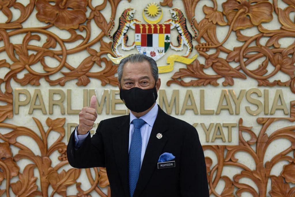 Tan Sri Muhyiddin melancarkan pakej bantuan bernilai RM15 bilion ($ 4.9 bilion) yang dinamakan Permai pada Isnin (18 Jan).
