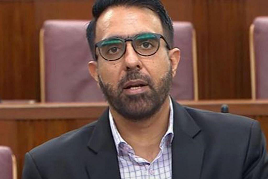 Encik Pritam Singh.