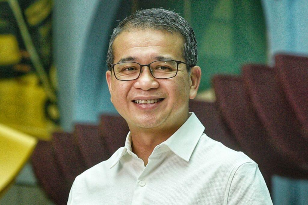 Menteri Kebudayaan, Masyarakat dan Belia Encik Edwin Tong