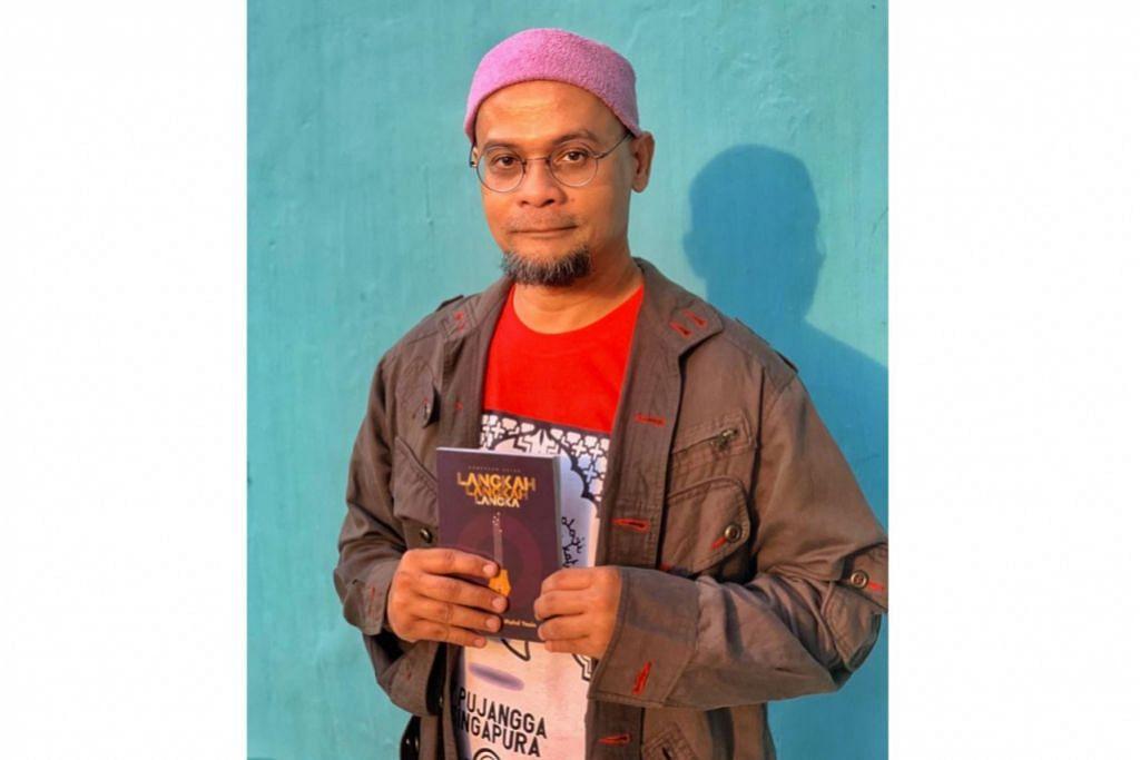 KHAIR YASIN: Memberi galakan kepada anak-anak muda The Wizdomz dan menghasilkan lirik 'Jiwa Ramadhan' yang memaparkan kesusahan dan kemiskinan sebagai lingkaran dugaan. - Foto fail
