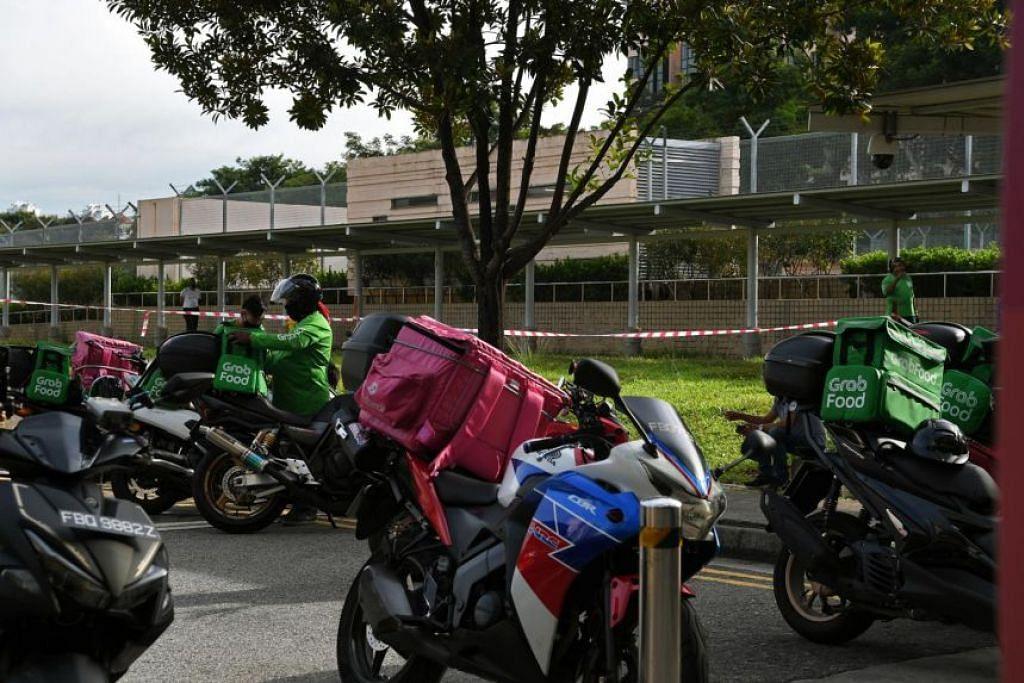 Satu penipuan baru yang mensasarkan kakitangan penghantaran makanan dan bungkusan telah dikesan polis. - Foto oleh KUA CHEE SIONG