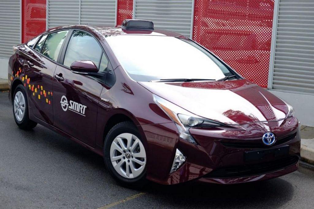 Kumpulan pertama sebanyak 300 teksi elektrik akan tiba di Singapura mulai Julai, kata SMRT.