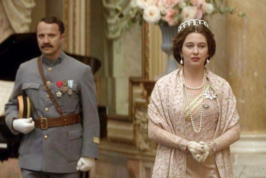 PENGORBANAN SANG RATU: 'Queen Marie of Romania' menjejak peristiwa bersejarah selepas Perang Dunia Pertama yang meletakkan permaisurinya dalam satu kedudukan mencabar memperjuangkan kedamaian. - Foto PESTA FILEM EROPAH
