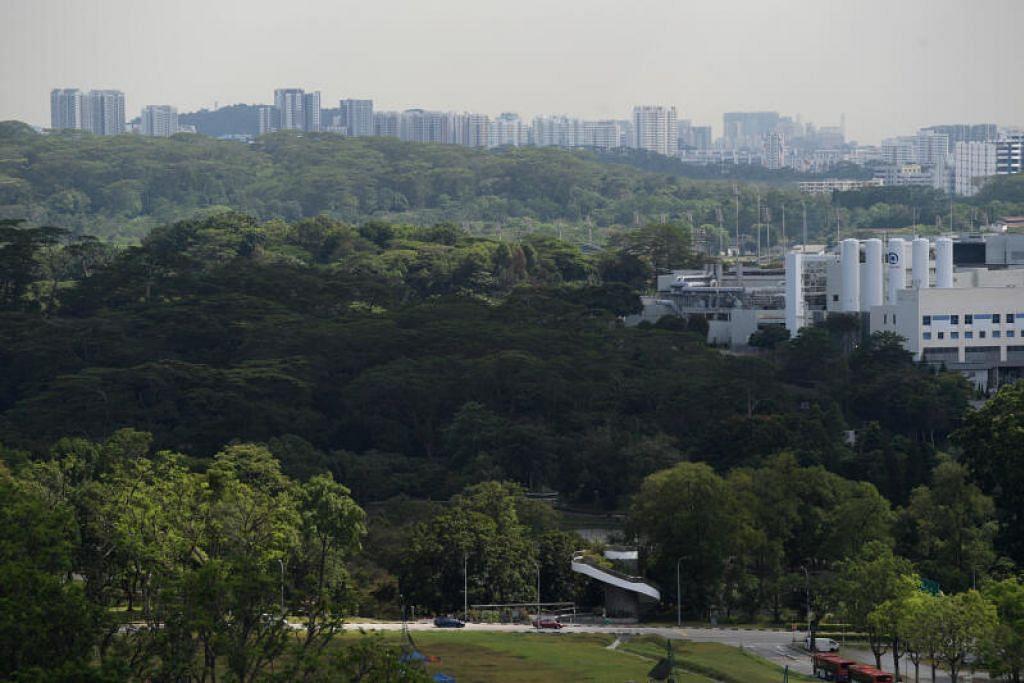 Singapura telah mengambil langkah ketara untuk mengekang pertumbuhan pengeluaran karbon.
