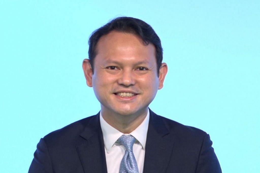 Encik Zaqy Mohamad, Menteri Negara Kanan Tenaga Manusia.