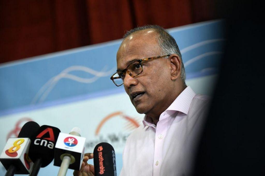 Encik Shanmugam berkata penyusunan semula media SPH mesti dilihat dalam konteks tekanan yang dihadapi akhbar serata dunia.