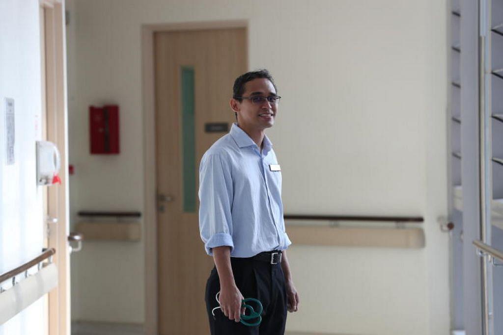 Dr Norhisham Main. - Foto fail