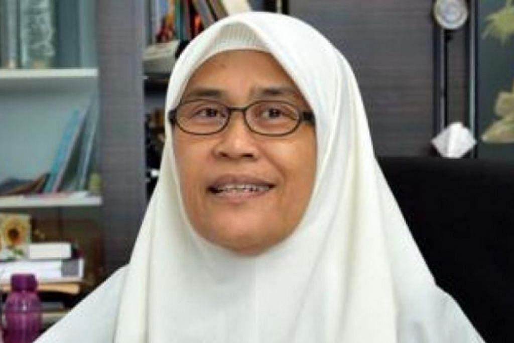 """""""Mereka telah menyumbang kepada landskap agama dan pendidikan Islam kita lebih sedekad. Di Pergas suara mereka didengar dan dihormati secara sama rata dalam sebarang perbincangan agama."""" - Ustazah Sukarti Asmoin, naib presiden Persatuan Ulama dan Guru-Guru Agama Islam Singapura (Pergas)."""