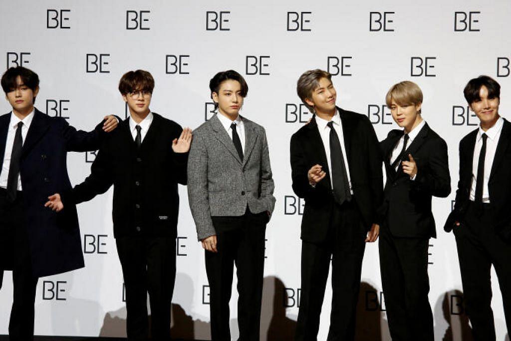 BTS, kumpulan Korea yang menjadi kegilaan ramai kaun Hawa, akan 'bertemu' peminat dalam jamuan khas ditawarkan McDonald's nanti.