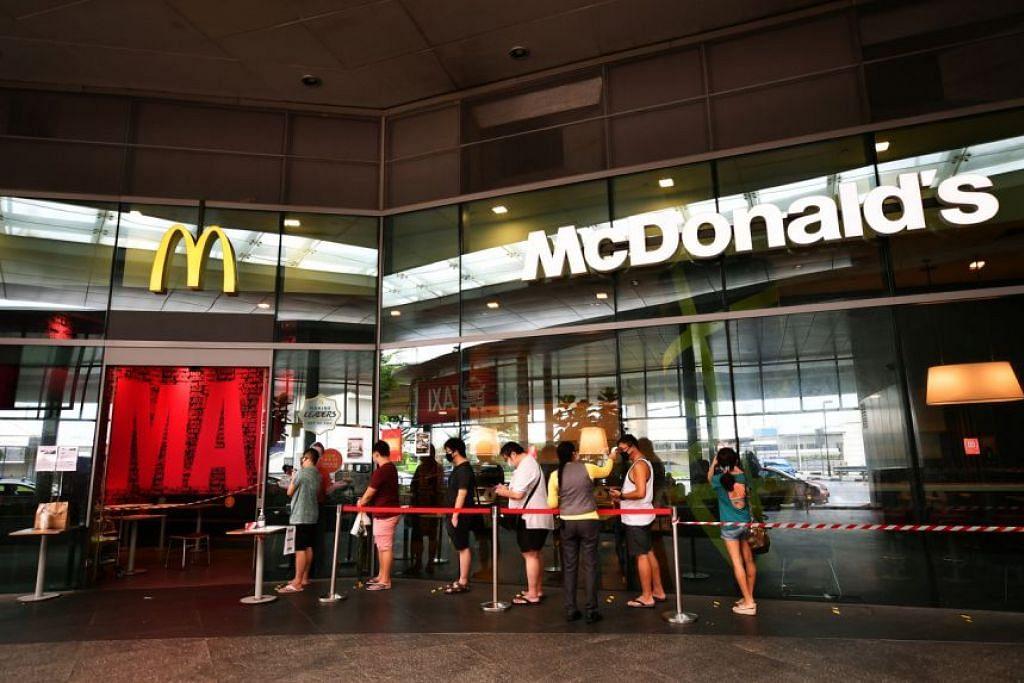 McDonald's akan melancarkan BTS Meal pada 21 Jun nanti.