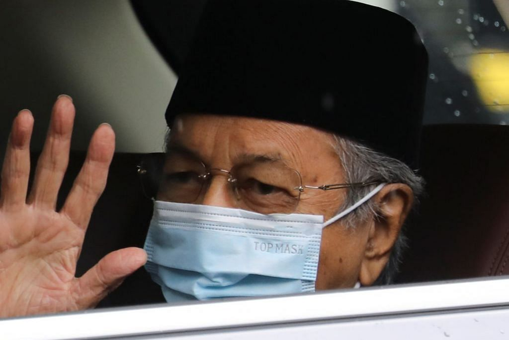 TUN DR MAHATHIR MOHAMAD: Pengerusi Penaja Parti Pejuang Tanah Air (Pejuang).