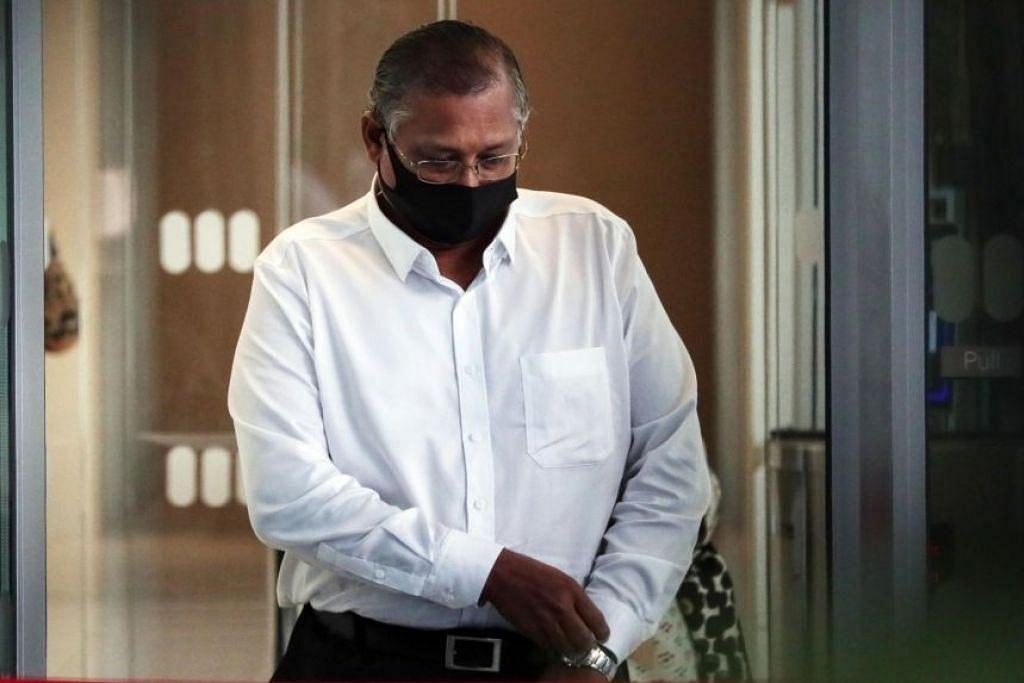 Haji Mohamed Yusoof A P M Adam bercadang membuat rayuan terhadap sabitan dan hukumannya kerana mendakwa dia tidak menyentuh mangsa. - Foto fail