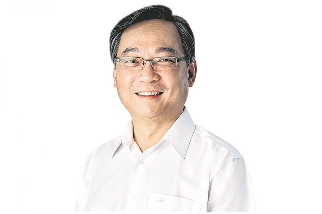 Encik Gan Kim Yong, Menteri Perdagangan dan Perusahaan