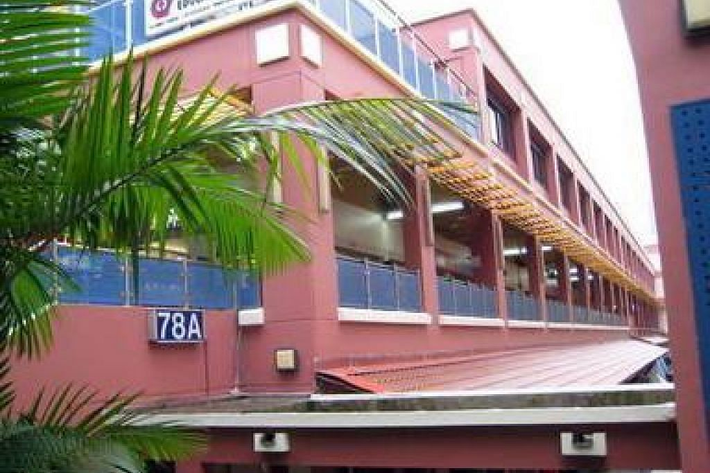 Dua murid prasekolah PCF Sparkletots di 78A Telok Blangah Street 32 merupakan antara 14 kes jangkitan baru Covid-19 dalam masyarakat pada 18 Jun. - Foto INTERNET/STREETDIRECTORY
