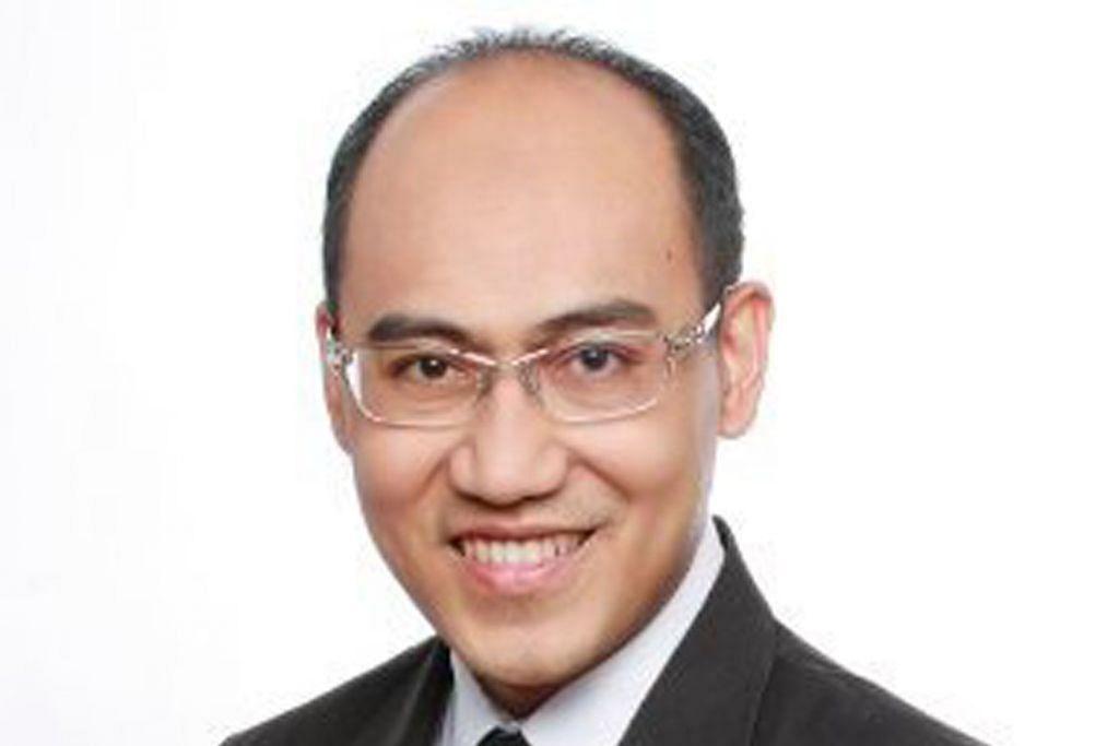 Naib Pengerusi AMP Singapura, Encik Hazni Aris
