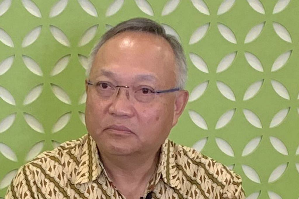 Mantan Anggota Parlimen Dilantik (NMP), Encik Zulkifli Baharudin
