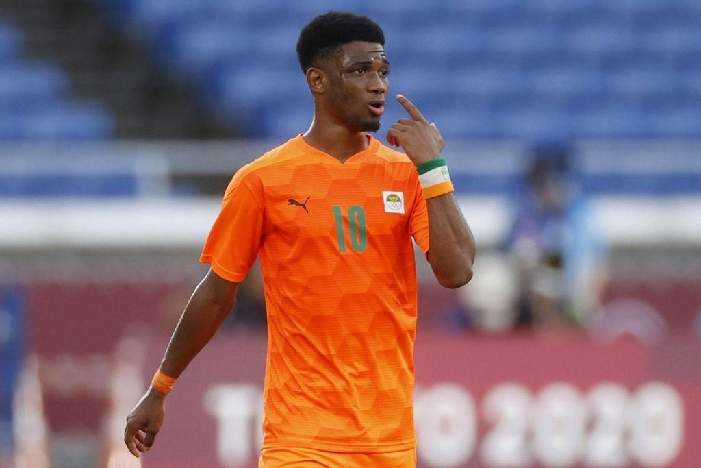 Amad Diallo (Ivory Coast). – Foto Reuters
