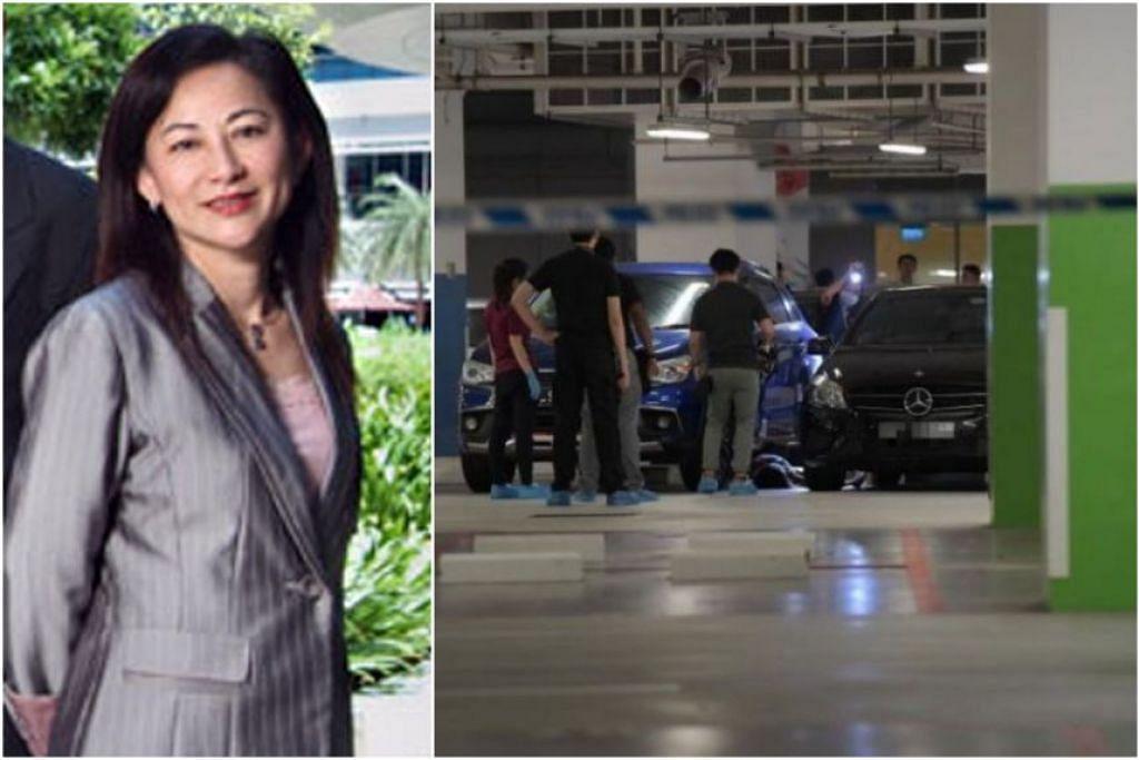 Cik Low Hwee Geok ditemui mati di kampus ITE Kolej Central pada 19 Julai 2018. - FOTO FAIL, TANGKAP LAYAR DARI ITE.EDU.SG