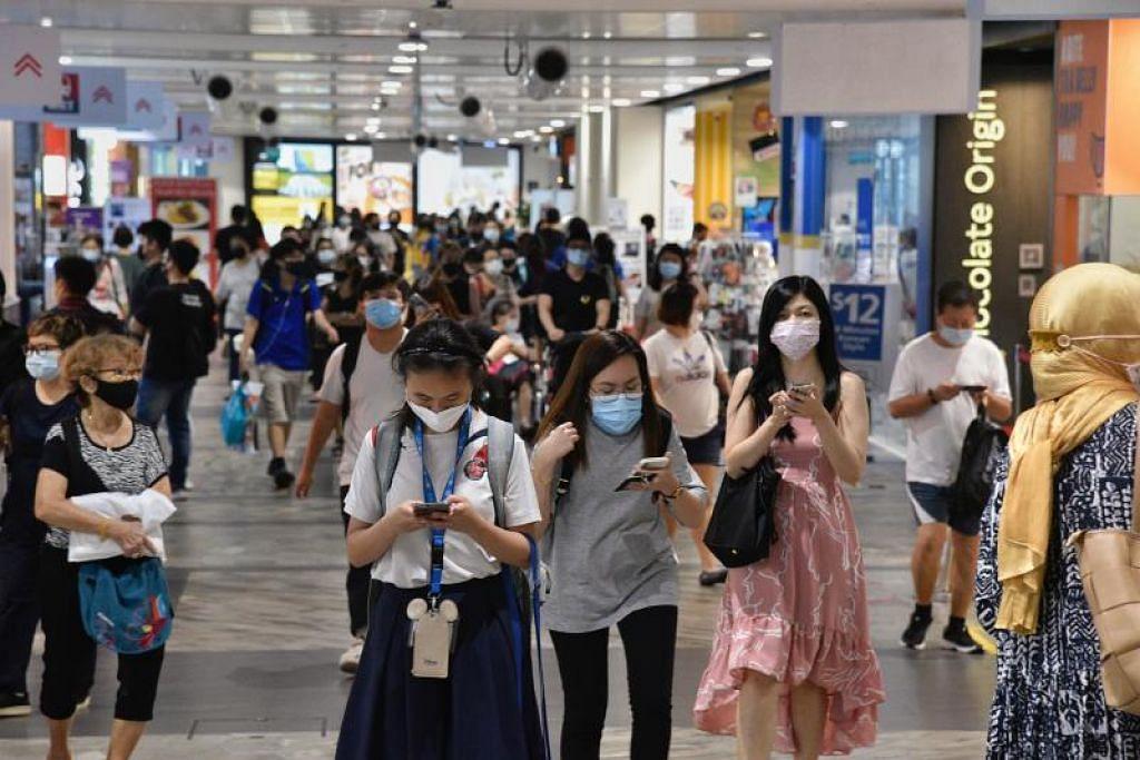 Singapura melaporkan sebanyak 1,009 kes Covid-19 baru termasuk 926 kes dalam masyarakat, sehingga tengah hari Sabtu (18 Sabtu) serta  78 kes melibatkan pekerja migran.