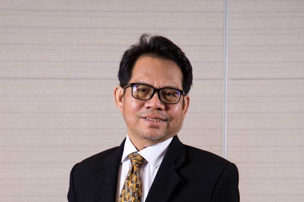 Encik Abdul Rohim Sarip.