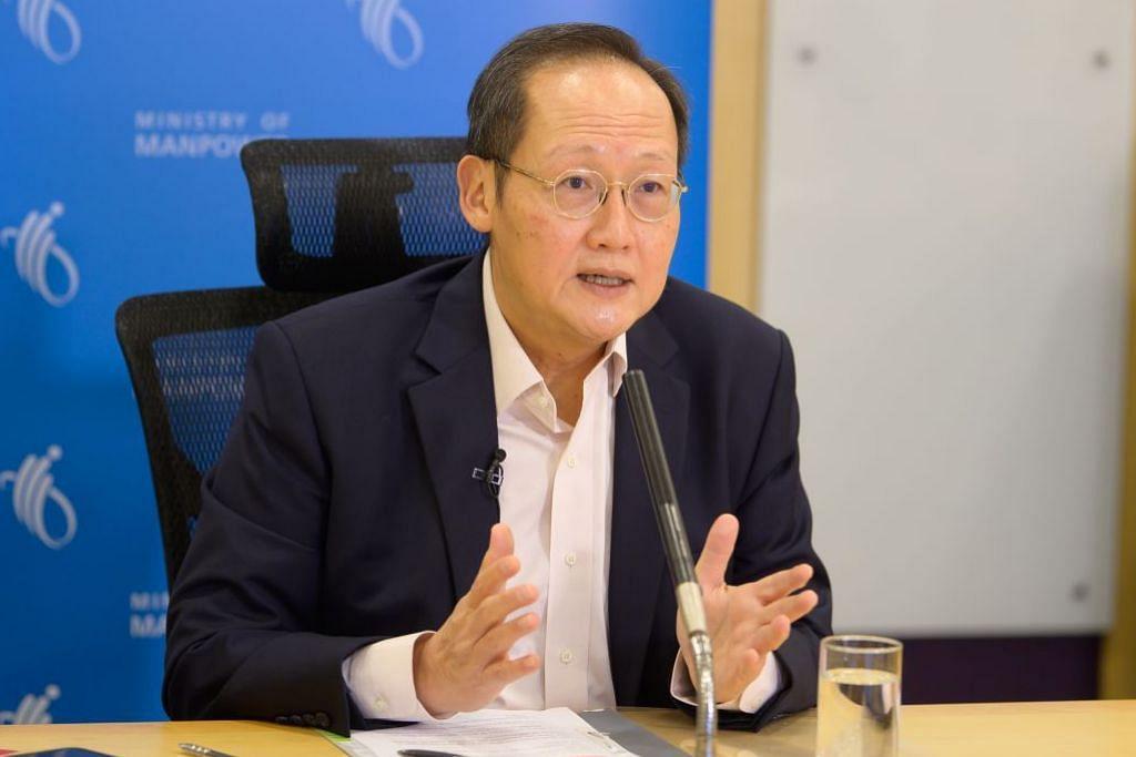 Menteri Kedua Perdagangan dan Perusahaan, Dr Tan See Leng